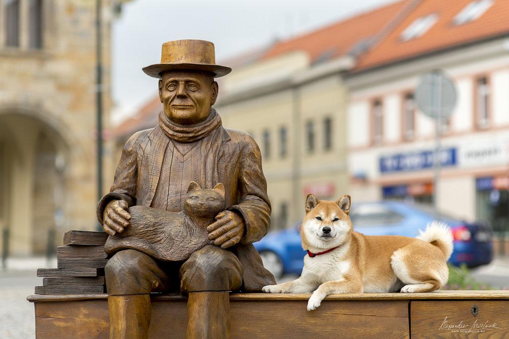 Akira and Woodman