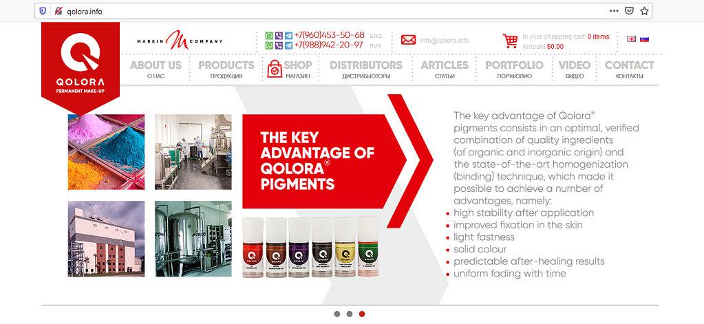 www.qolora.info (design)